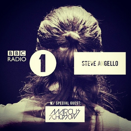 Marcus Schossow guestmix for Steve Angello's Residency On BBC Radio 1 {DOWNLOAD}