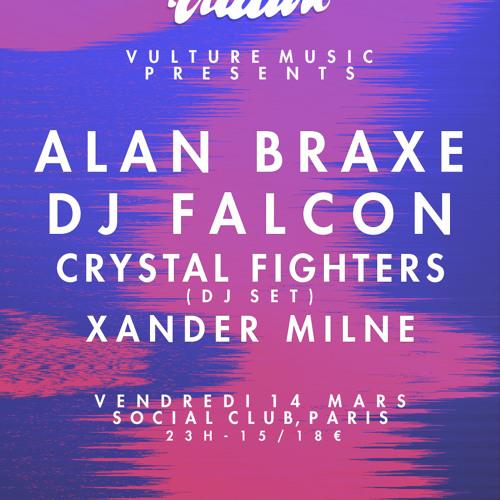 Xander Milne For Social Club Vol 2 (Vulture, Mars 14 @ Social Club)