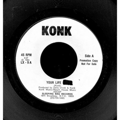 Konk - Your Life (Secousse Edit)