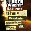 Live @ Bergwacht (02.11.2013) NOW FREE DOWNLOAD