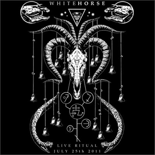 whitehorse - live ritual july 25th 2011 (shop excerpts)