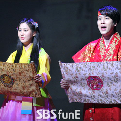 Cover Love Letter [ Ost  The Moon Embracing The Sun Musical