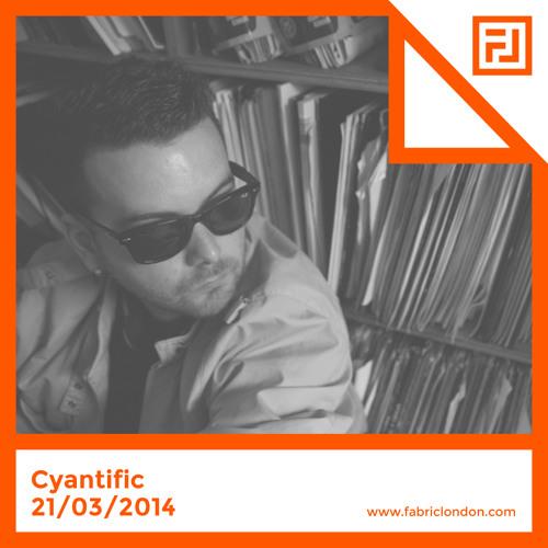 Cyantific - FABRICLIVE Promo Mix