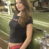 AJ From Hit TV show Overhaulin Adrienne Janic
