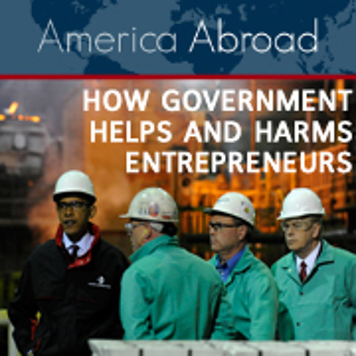 How Government Helps and Harms Entrepreneurs