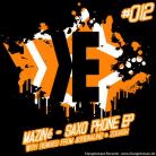 Maziné - Saxo Phone (Zooash Remix) - [Klangekstase Rec.]