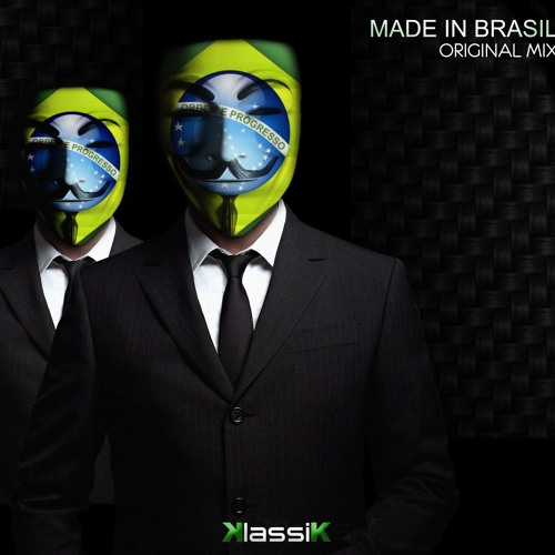 KLASSIK - Made In Brasil (Original Mix) - TEASER