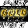 GOLDrmx - Khalil Nova ft. Black Alfalfa