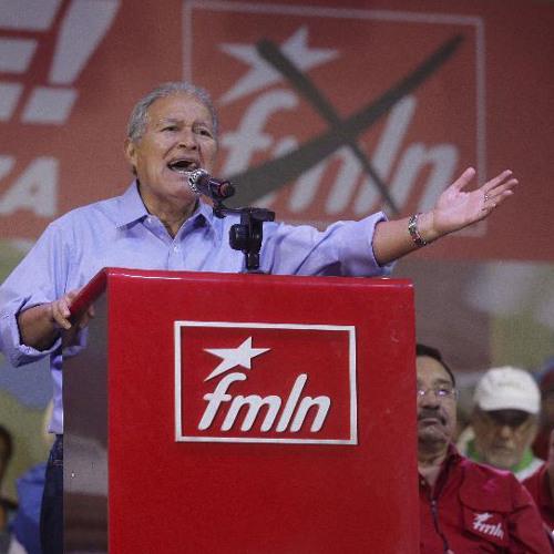 Elections: Voting in El Salvador & Politics in Central America (Lp3072014)