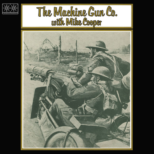 "Mike Cooper - Places I Know/The Machine Gun Co. (1971-72/2014, PoB-14): ""The Singing Tree"""