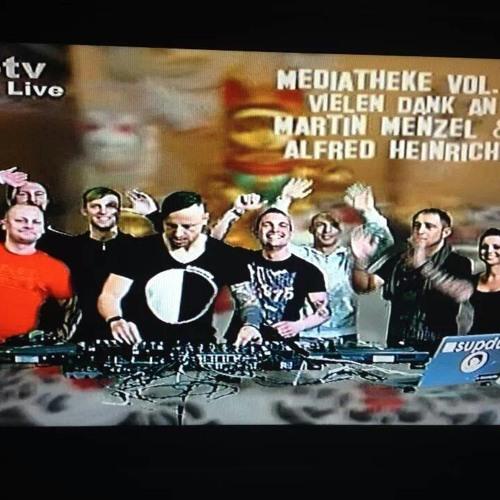 alfred heinrichs @ Mediatheke Vol.2 / rok-TV / rostock