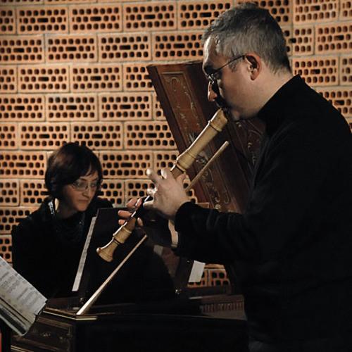 Francesco Mancini, Sonata IV in a minor for recorder and continuo