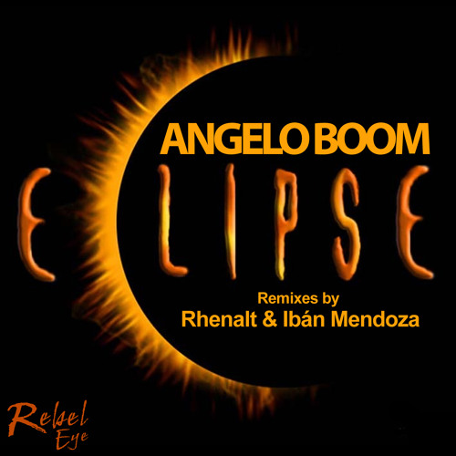 ANGELO BOOM - ECLIPSE - IBAN MENDOZA Remix Preview