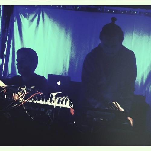 passEnger & xluve - Live @ Spazio211(Opening for Demdike Stare)