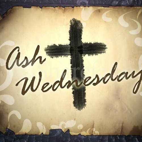 Ash Wednesday Service [03/05/14]
