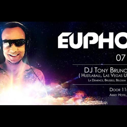 Live in Dublin @ Euphoria by Tony Bruno