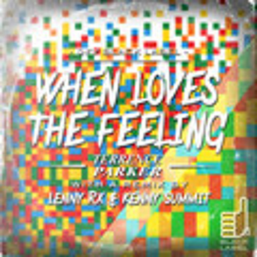 Terrence Parker - When Loves the Feeling  (LennyRX & Kenny Summit Rmx)