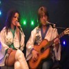 ABBA - Fernando -Acoustic cover version by Frida and Bjorn from ABBA Chique tribute band