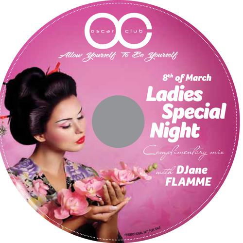 DJane Flamme - Ladies Special Night