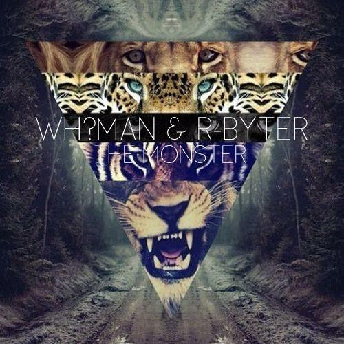 Eminem & Rihanna - The Monster (Whyman & R-Byter Remix)