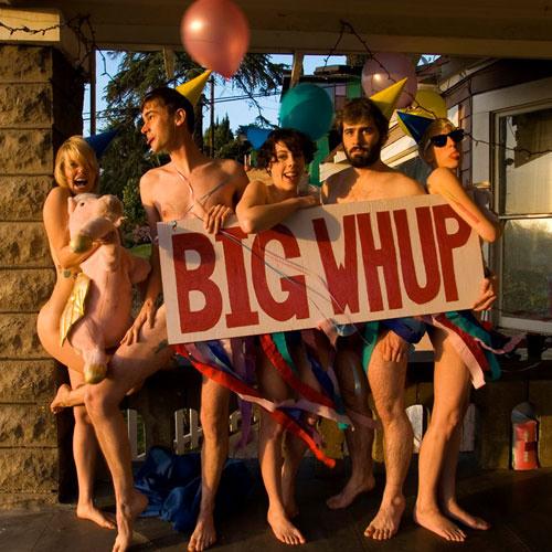 Big Whup: Cover My Eyes