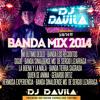 BANDA MIX 2014 Portada del disco