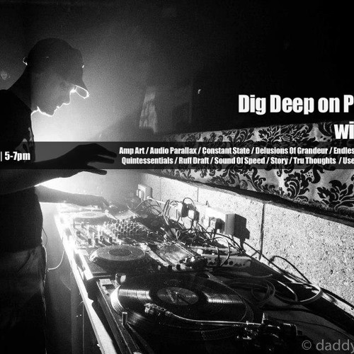 Cottam-Guest Mix For The Dig Deep Radio Show (Really Bad Mixing With Some Really Good Tunes Part 2)