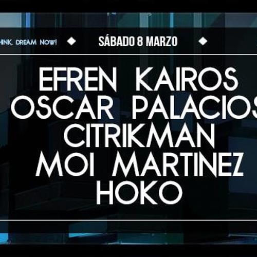 Moi Martinez @ Le Bako Private Club 8-3-2014