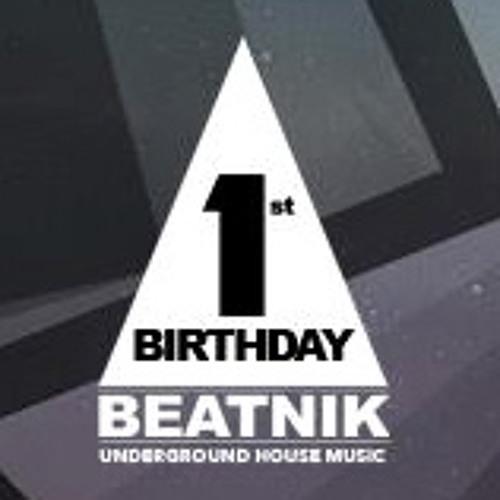 BEATNIK 1st Birthday Mix