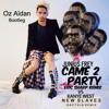 Slave 2 Party (Kanye West Kapitain Remix vs Junius Frey (Eric Sharp Remix)(Oz Aidan Mashup)