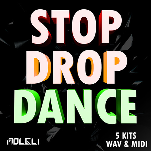 Stop Drop Dance MP3 Audio Demo