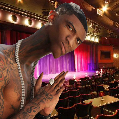 Soulja Boy Goes To The Comedy Club
