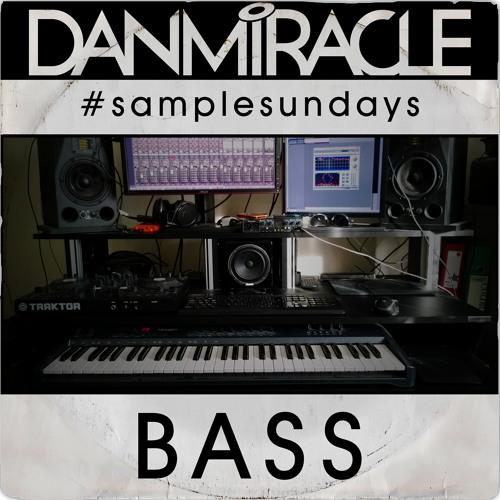 #samplesundays BASS: Spring Clean (172 bpm)