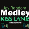 The Weeknd - Kiss Land Album Medley (Full)