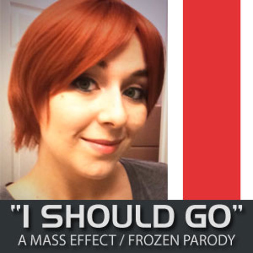 """I Should Go"" (A Frozen Mass Effect Parody)"