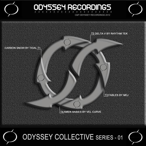 Odyssey Collective Series #01 Tidal//Rhythm Tek//Mej//Vel Curve