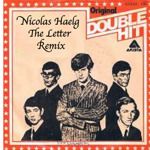 The Box Tops- The Letter (Nicolas Haelg Remix)