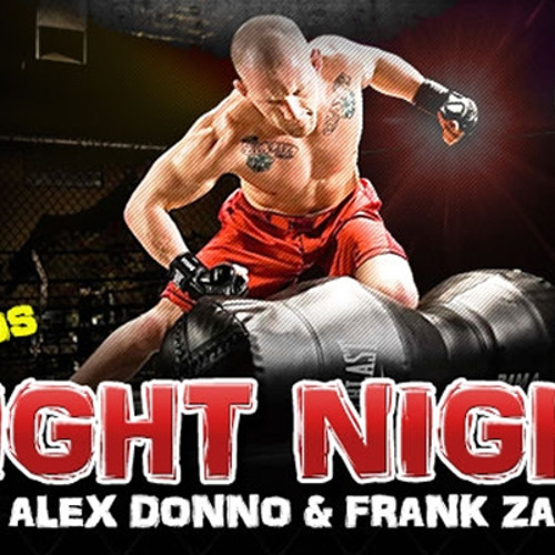 Fight Night with Alex Donno 3-6-14