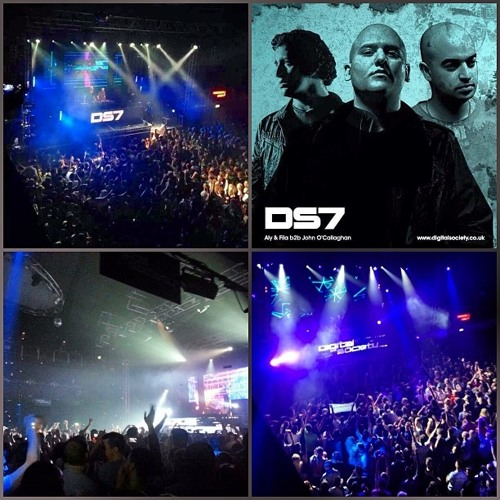 Aly & Fila B2B John O'Callaghan - Live At Digital Society 7th Birthday Leeds 07.03.2014