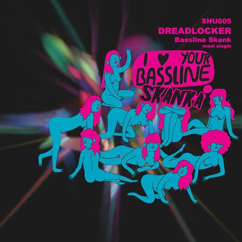 DreadLocker - Bassline Skank- Clip - Shuriken Recordings - Out now!