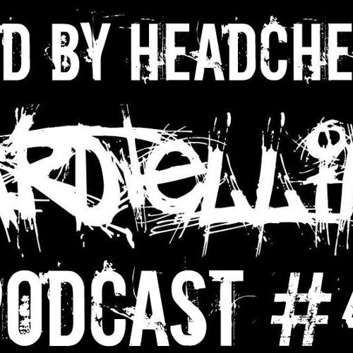 Hardtellina Podcast #4 Mixing by HeadCheater