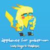 Lady Gaga Vs Pokemon - Applause For Pokémon