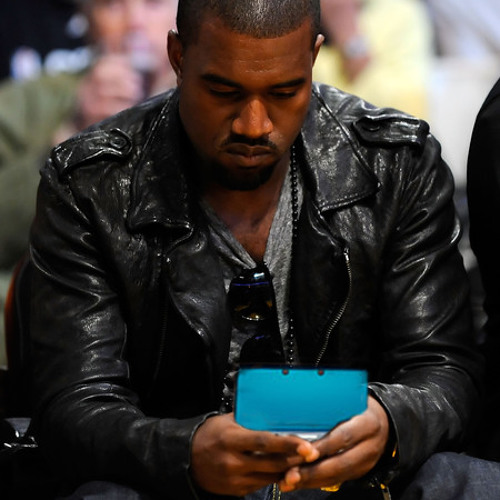 Kanye Gets A Streetpass