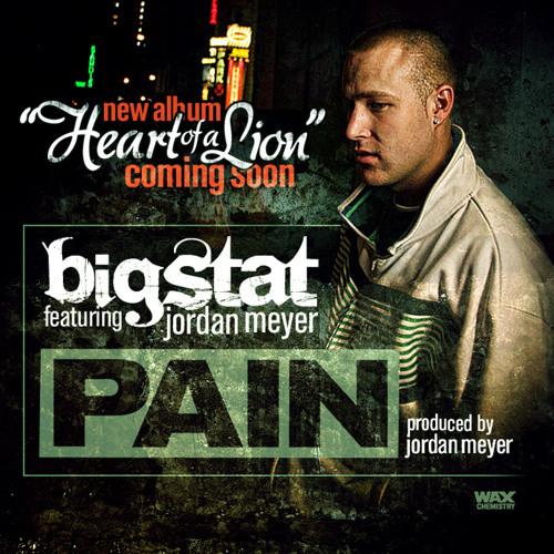 Pain featuring Jordan Meyer