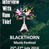 Rum Thief Interview - Track - Clouded Mind