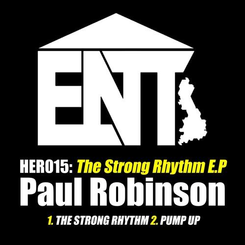 The Strong Rhythm - Paul Robinson