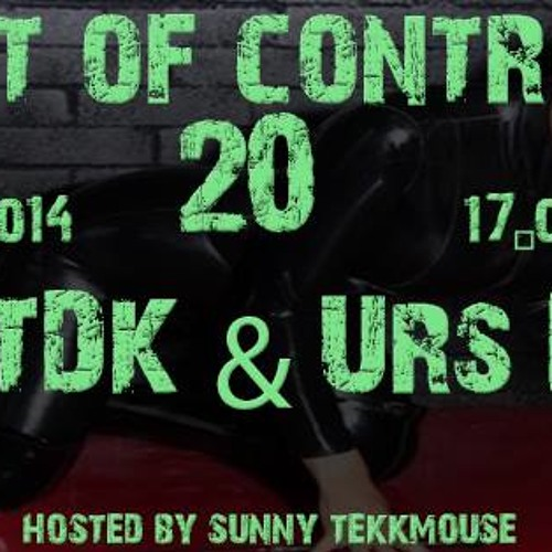 "Out of Control Podcast - 20/2  about "" in Progress Radio""  with Urs Blank"