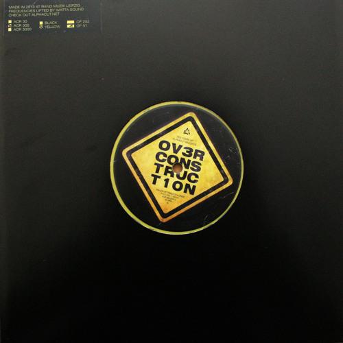 "trisector & creep - hollow (phuture-t remix) (acr 300, 10"", 2014)"