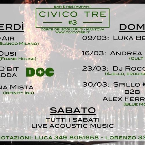 Luka Bernaskone@CivicoTre 9.3.014