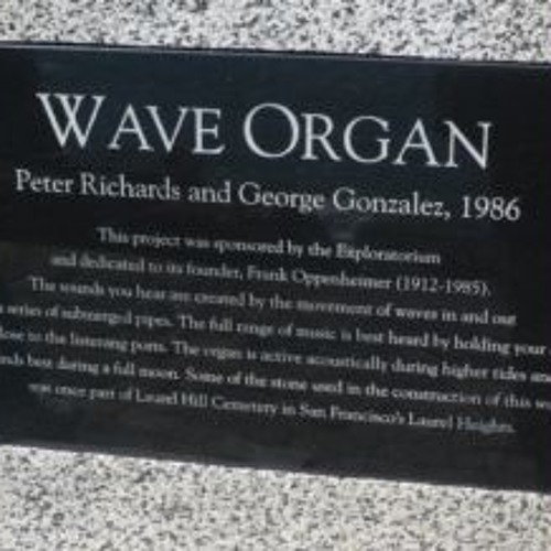 San Francisco Wave Organ